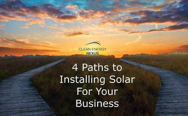 4 Paths to Installing Solar For Your Business (3)
