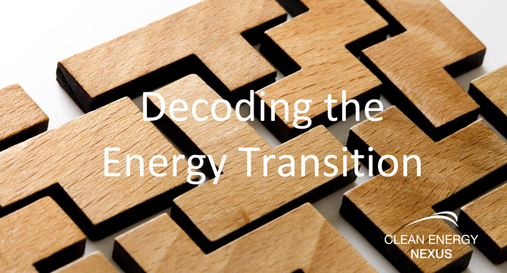 Decoding the Energy Transition V3