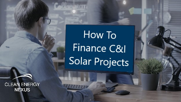 How To Finance C&I Solar Projects V2